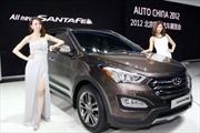 Náo nhiệt thị trường xe ô tô Trung Quốc