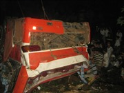 Lại xảy ra tai nạn xe khách ở Đắk Lắk