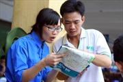 Tiếp tục hoạt động hỗ trợ sinh viên thi đại học đợt 2