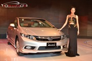 Honda Civic thế hệ mới giá từ 725 triệu đồng