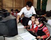 Đổi mới nền giáo dục bằng công nghệ thông tin