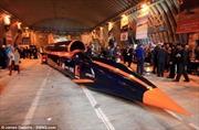 'Đại siêu xe' gắn động cơ xe đua F1, máy bay và tên lửa