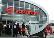 Vodafone lỗ nặng do bất ổn tại Eurozone