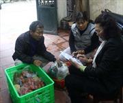 Bài cuối: Phát triển điểm bán rau an toàn tại khu dân cư