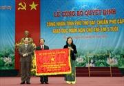 Phú Thọ phổ cập giáo dục mầm non cho trẻ 5 tuổi
