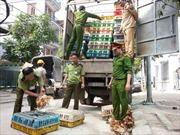 Phát hiện hơn 300 con gà thải loại tuồn vào Hà Nội