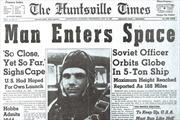 Gagarin - người mở đầu kỷ nguyên chinh phục vũ trụ
