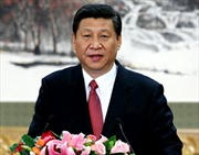 Ông Tập Cận Bình được bầu làm Chủ tịch nước Trung Quốc
