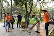 Tuổi trẻ TTXVN xung kích xây dựng văn minh đô thị