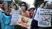 Nhật yêu cầu tỉnh Okinawa duyệt đất cho căn cứ quân sự Mỹ