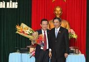 Ông Trần Thọ thay ông Nguyễn Bá Thanh làm Chủ tịch HĐND Đà Nẵng