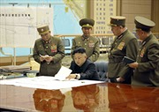 Triều Tiên ra lệnh quân đội không khai hỏa trước