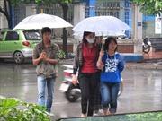 Không khí lạnh gây mưa dông, đề phòng tố lốc và mưa đá