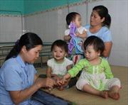 Cần chương trình hành động quốc gia cho trẻ bị bỏ rơi
