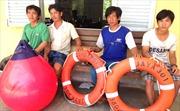 Truy tìm tàu kéo sà lan đâm chìm tàu cá