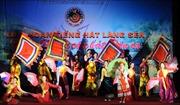 Khai mạc Liên hoan Tiếng hát Làng Sen năm 2013