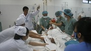 Cứu sống bệnh nhân thủng tim, phổi