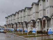 Thị trường nhà đất Canada đối mặt suy thoái
