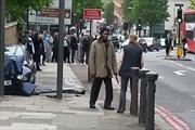Bà mẹ dũng cảm đối mặt kẻ chém người ở London