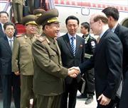 Trung Quốc 'không cần vui vẻ' khi đón phái viên Triều Tiên