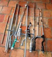 Bắt 8 thanh niên tự chế súng săn