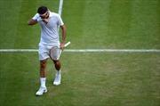 Địa chấn tiếp tục ở Wimbledon:  ĐKVĐ Roger Federer bị loại