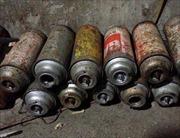 Công ty tư nhân sang chiết gas lậu số lượng lớn