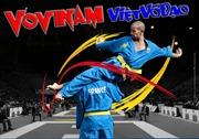230 võ sĩ dự giải Vovinam thế giới tại Pháp