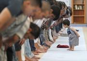 Người Hồi giáo vào mùa chay Ramadan
