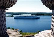 Du lịch tàu biển hấp dẫn du khách
