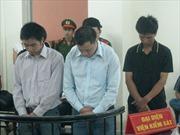 Hà Nội phạt tù 4 kỹ sư 'rút ruột' cầu Nhật Tân