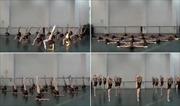 Màn múa kinh ngạc của vũ công nhí Trung Quốc