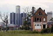 'Thành phố xe hơi' Detroit xin phá sản