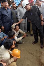 Đảng cầm quyền Campuchia sẵn sàng đối thoại