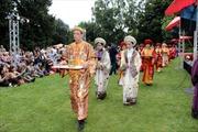 Ấn tượng lễ hội văn hóa Việt Nam tại Đức