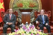 Chủ tịch Quốc hội tiếp đoàn nghị sĩ hữu nghị Thái Lan- Việt Nam