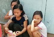 Dùng mưu giải cứu 2 bé bị bắt cóc ở Hà Nội