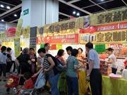 Hạt điều Việt Nam hút khách Hong Kong