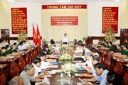 Thủ tướng làm việc với Đảng ủy-Bộ Tư lệnh Quân khu 9