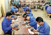Nâng cao chất lượng dạy nghề lao động miền núi