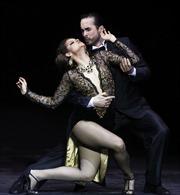 Những khoảnh khắc 'xuất thần' với vũ điệu Tango