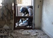Tin tình báo về vũ khí hóa học tại Syria không chắc chắn