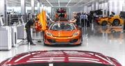 Tham quan hãng sản xuất xe đua McLaren