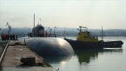 Cháy tàu ngầm hạt nhân ở Nga
