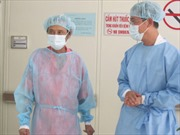 Bệnh viện Chợ Rẫy lần thứ 2 ghép gan thành công