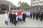 Trang trọng lễ truy điệu Đại tướng Võ Nguyên Giáp