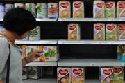 Trung Quốc siết chặt nhập khẩu sữa bột trẻ em