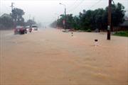 Khẩn trương cứu đói và di dân đến nơi an toàn ở Hà Tĩnh