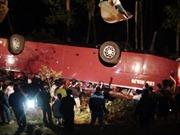 Tai nạn thảm khốc tại Lào Cai: Lái xe bất chấp biển cấm