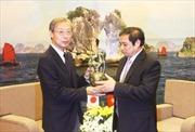 Kyodo sẽ tuyên truyền về Vịnh Hạ Long
